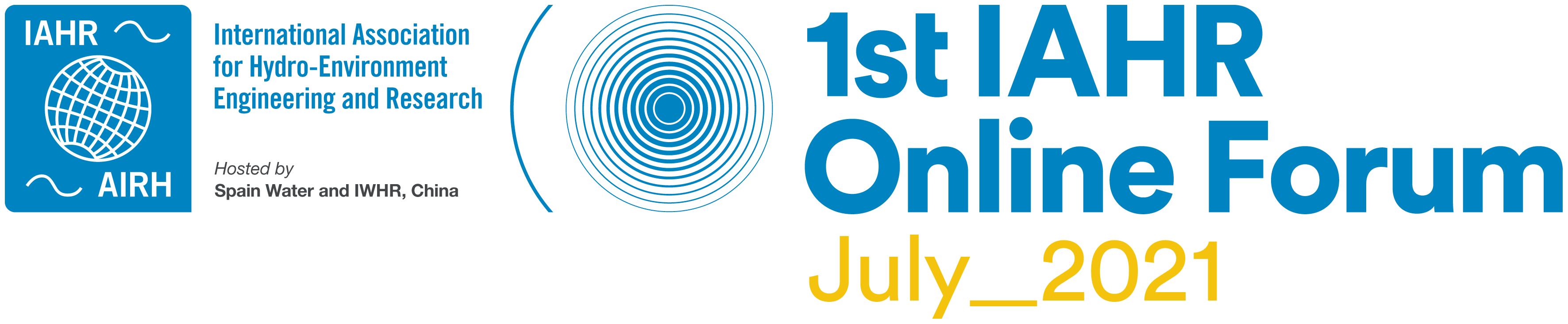 1st  IAHR Online Forum: Digital Transformation of Urban Water Systems