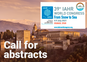 39th IAHR World Congress 'From Snow to Sea' call for abstracts