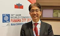 Interview with Joseph Hun-Wei Lee. A vision for IAHR