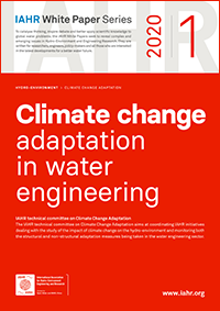 IAHR White Paper: Climate change adaptation in water engineering