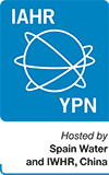 YPN white logo, black text  on a transparent background