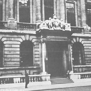 Institution of Civil Engineers building, Great George Street, Westminster, London