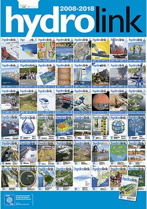 Ten-year anniversary of Hydrolink.