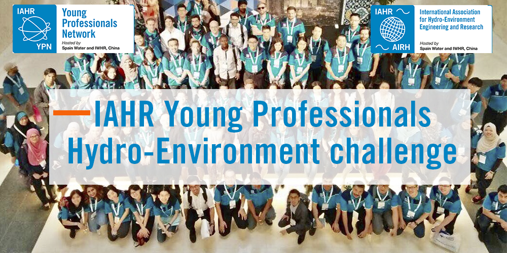 IAHR Young Professionals Hydro-Environment challenge