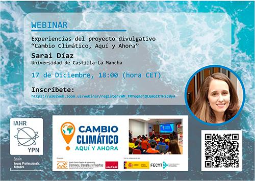 2nd Webinar IAHR Spain YPN