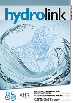 Hydrolink issue 4, 2020. Special issue on artificial intelligence