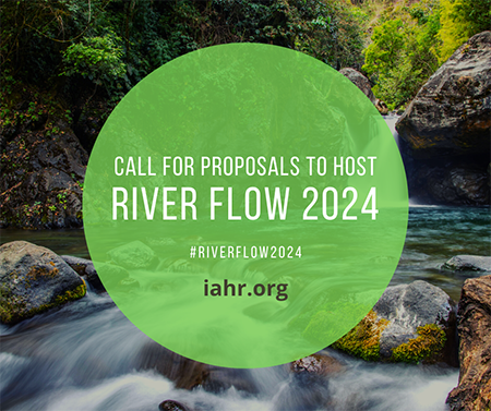 Call for proposals to host River Flow 2024