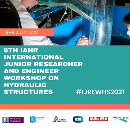 Call for abstracts for the 8th IAHR International Junior Researcher and Engineer Workshop on Hydraulic Structures