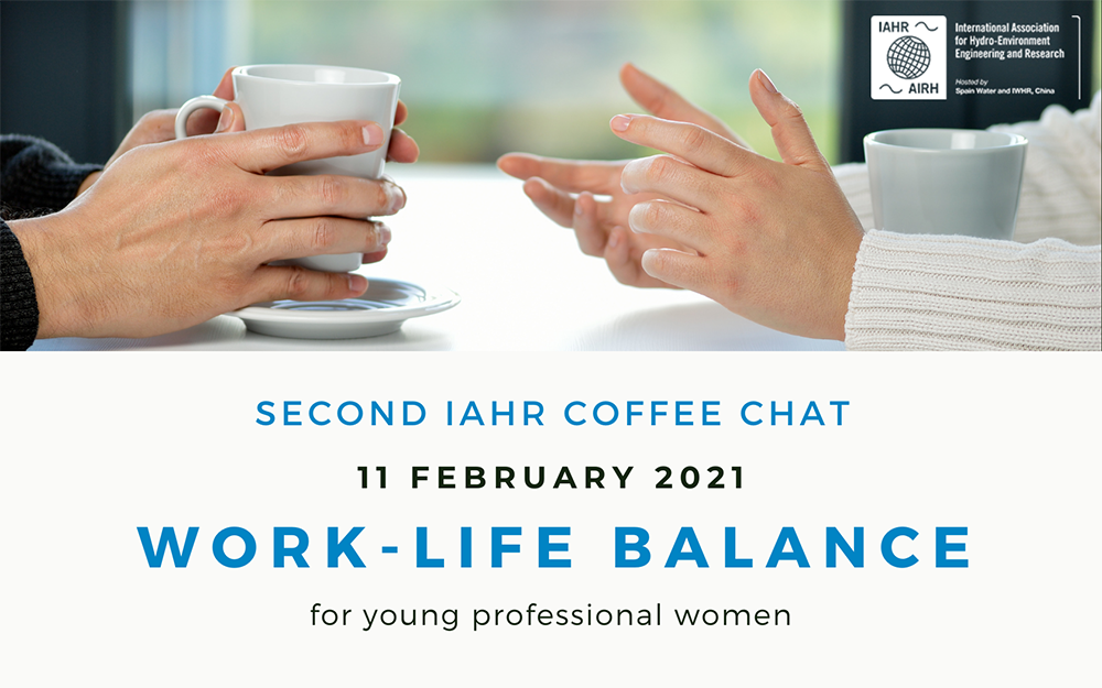 2nd IAHR coffee chat for young professional women: Work - Life Balance