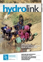 Hydrolink 2017, issue 3: IAHR and the Sustainable  Developmet Goals of  Agenda 2030