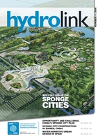 Hydrolink 2016, issue 4: Special Issue on Sponge Cities