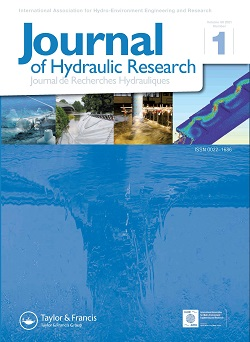 Journal of Hydraulic Research (JHR) Vol. 59 Issue 1 2021