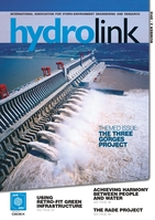 Hydrolink 2014, issue 2: The Three  Gorges Project