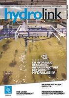Hydrolink 2014, issue 3: EU Hydraulic Research Infraestructure Network: Hydralab IV