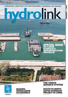 Hydrolink 2013, issue 1: Special issue on large hydraulic infrastructure projects