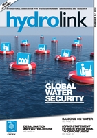 Hydrolink 2012. issue 1: Global water security