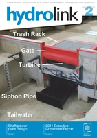 Hydrolink 2011, issue 2: Shaft power plant design