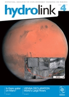 Hydrolink 2011, issue 4: Is there water  on Mars?