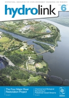 Hydrolink 2011, issue 6: The four major river restoration project