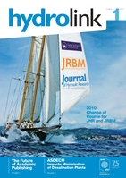 Hydrolink 2010, issue 1: Change of Course for JHR and JRBM