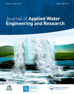 Journal of Water Engineering and Research | Vol. 9. Issue 1, 2021