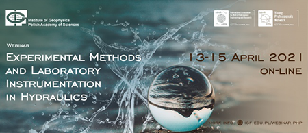 Webinar Experimental Methods and Laboratory Instrumentation in Hydraulics