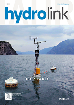 Hydrolink issue 1, 2021. Special issue on Deep lakes
