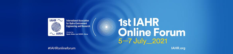 1st IAHR Online Forum