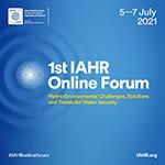 1st IAHR Online Forum - 1080x1080