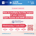 How to multiply by 6 the impact of your research: Open Access and IAHR Journals