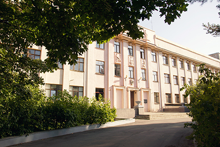 The Vedeneev All Russia Institute of Hydraulic Engineering today.