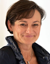 Silke Wieprecht, IAHR Vice-President and Head of Department of Hydraulic Engineering and Water Resources Management, Institute for Modelling Hydraulic and Environmental Systems, University of Stuttgart.