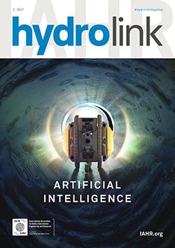 Hydrolink issue 2, 2021. Artificial Intelligence